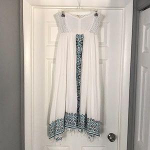 Strapless Roxy Dress